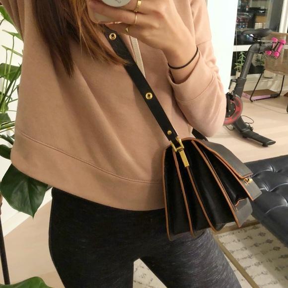 481f3f0ff6 Marni Bags | Like New Trunk Bag Medium Contrast Edges | Poshmark